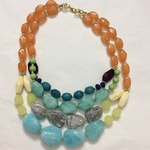 Super fab statement necklace new